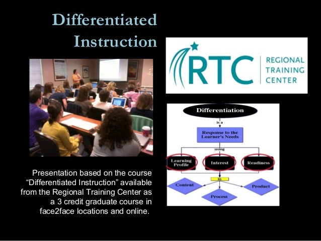 FIVE LOW-TECH Ways to Use Differentiated Instruction in Your Classroom