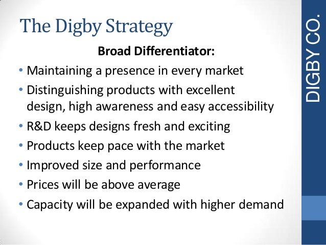 sensor company mission statement and strategy memo 1 table of contents letter to investors 2 introduction 3 mission statement 4 original strategy 4 environmental analysis 4-24 conclusion 25-26 3 3 introduction: since the beginning, the goal of digby sensors has been to set this company apart from other competitors and create brand loyalty.