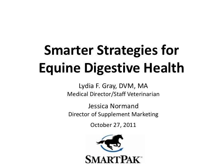 Digestive Health Webinar