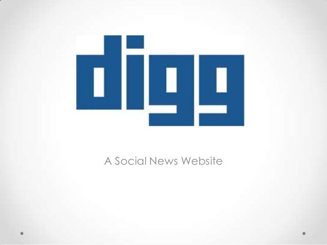 A Social News Website