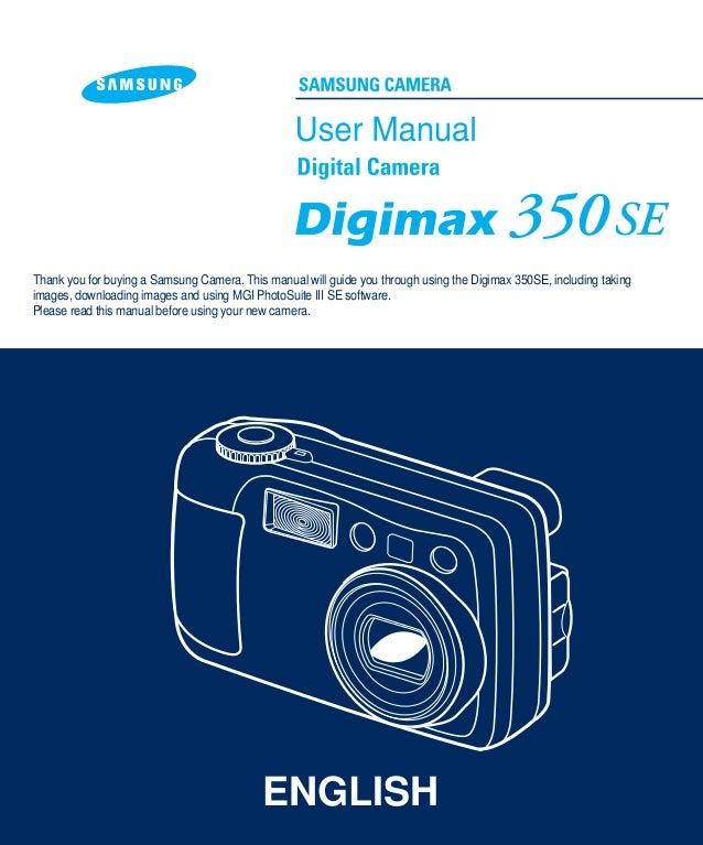 Digimax 350se