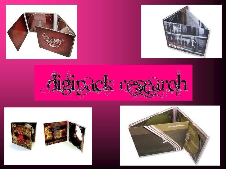 Digipack Analysis Final