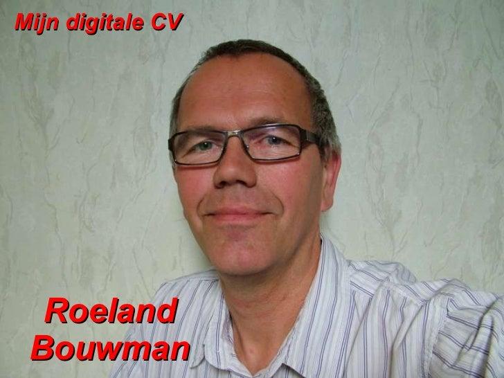 Digitaal Cv Presentatie