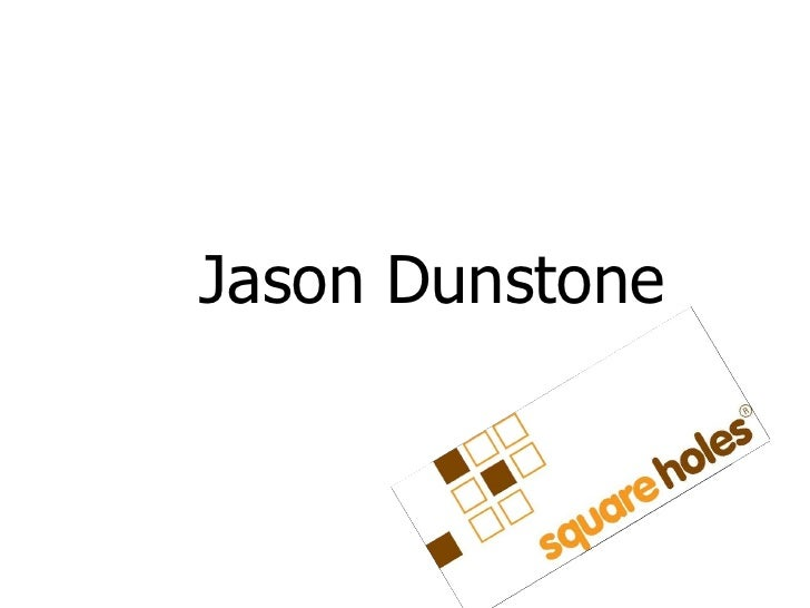 Jason Dunstone