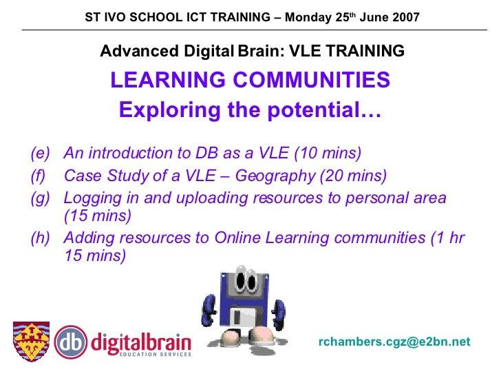 Digital Brain Advanced Inset 25.06.07