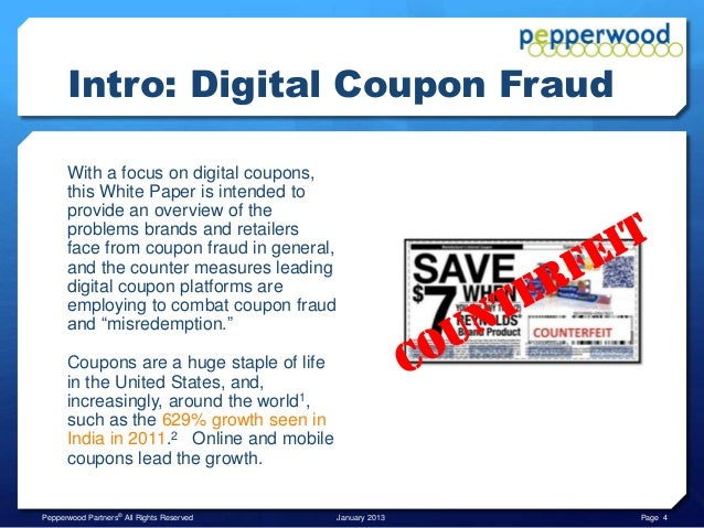 Electronic discount coupons