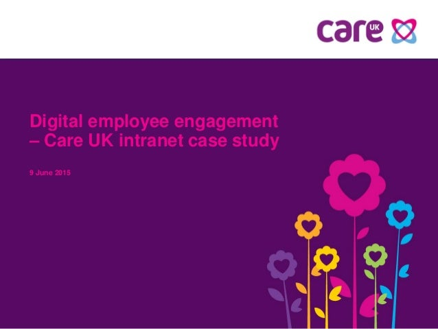 employee engagement case studies uk Case studies organisations of different sizes and function across different sectors have sent us case studies showing how focussing on employee engagement has brought better business outcomes.
