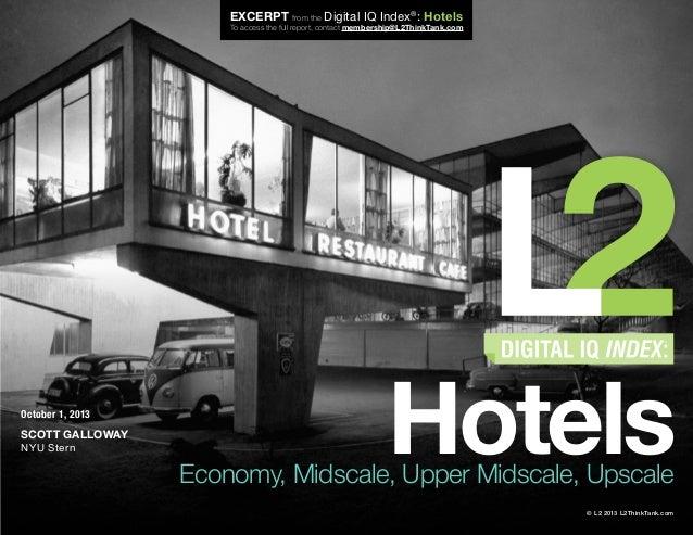 QI Digital Hotels 2013