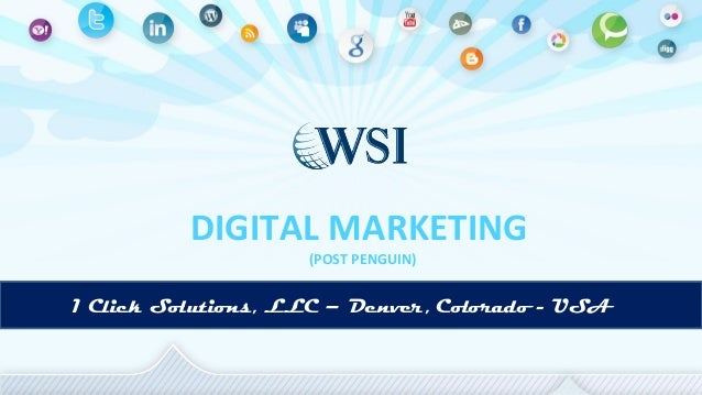 Digital marketing-post-penguin - online video
