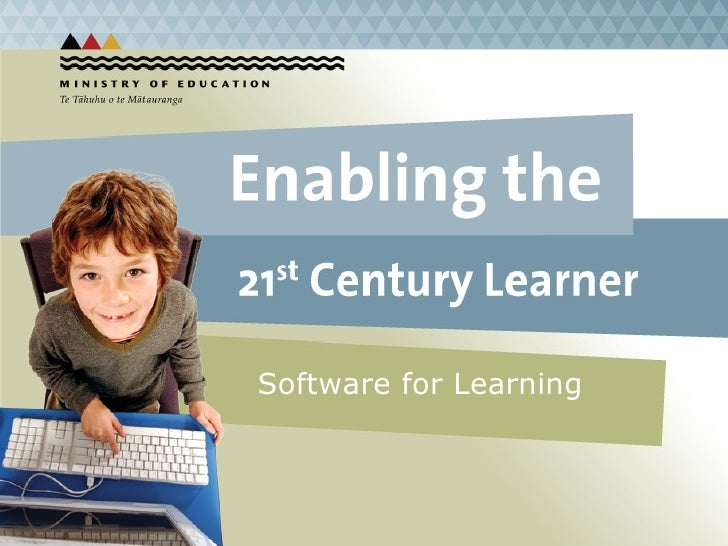 Software for Learning