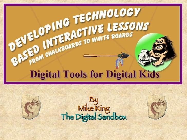 Digital Tools for Digital Natives