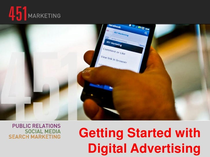 Getting Started with Digital Advertising