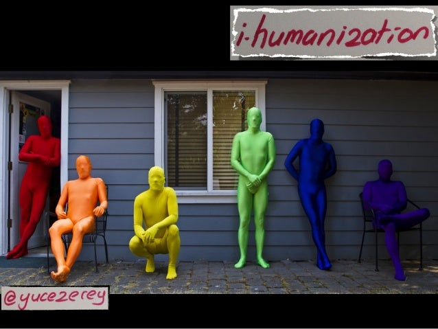 iHumanization The Brand: Digital Age 2014