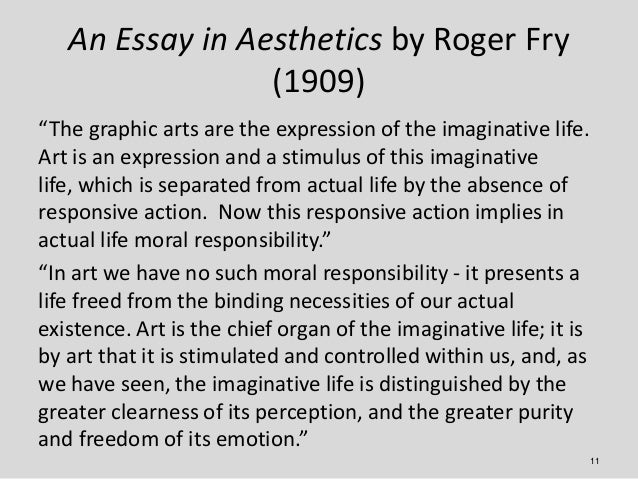 Essays About Art