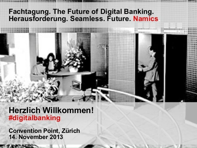 The Future of Digital Banking - Einführung