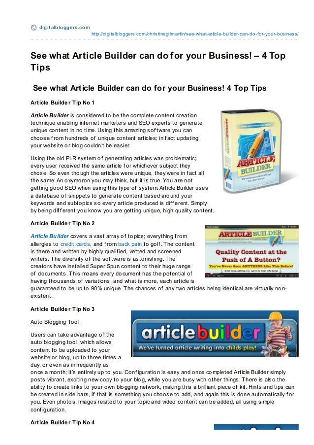 4 Top_Tips To _See_ What-Article_Builder_Can_Do_For_Your_Business