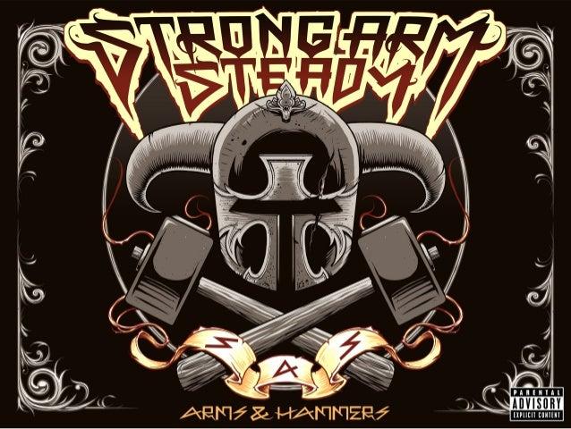 Digital booklet   arms & hammers