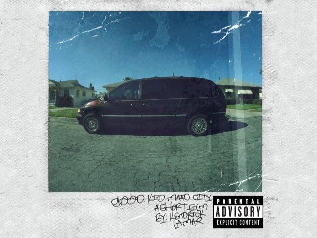 Kendrick Lamar - Good Kid, M.A.A.D City: Digital Booklet