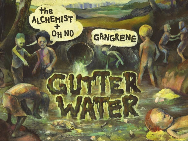 Digital booklet   gutter water