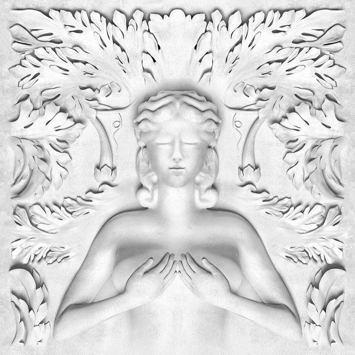 "Kanye West Presents G.O.O.D. Music ""Cruel Summer"" Digital Booklet"