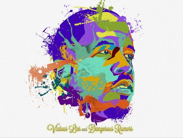 Big Boi - Vicious Lies and Dangerous Rumors (Digital Booklet)