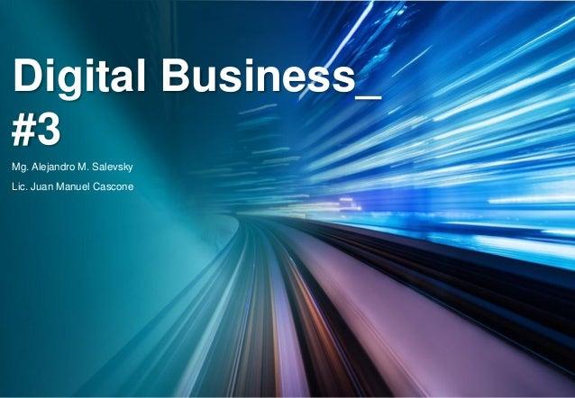 Brand Telefónica S.A. Digital Business_ #3 Mg. Alejandro M. Salevsky Lic. Juan Manuel Cascone