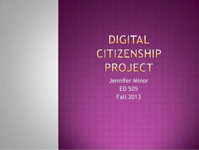 Digitalcitizenproject