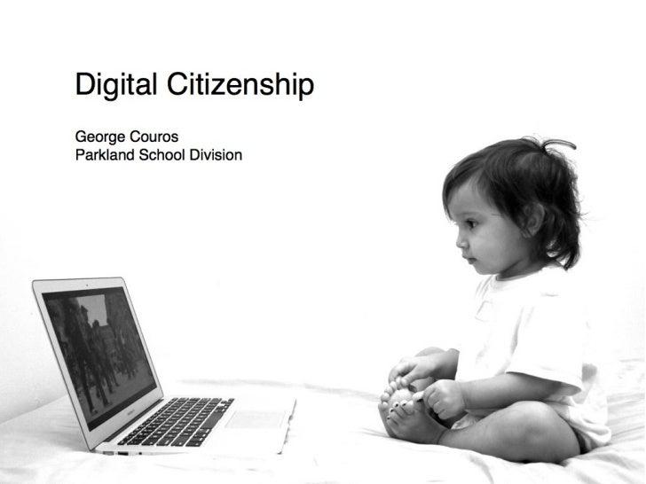 Digital Citizenship - Parent Presentation