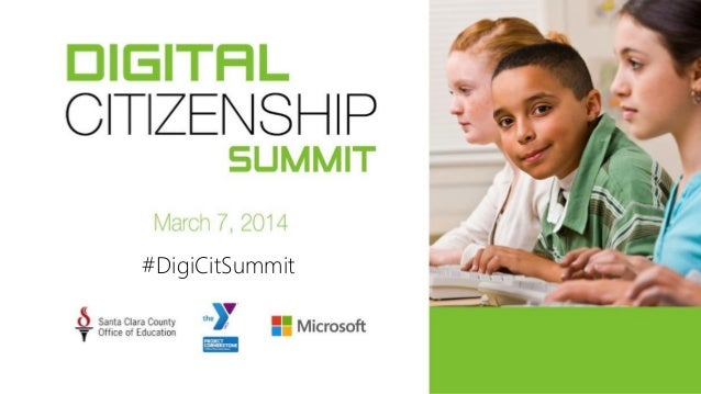 Digital Citizenship Summit 2014