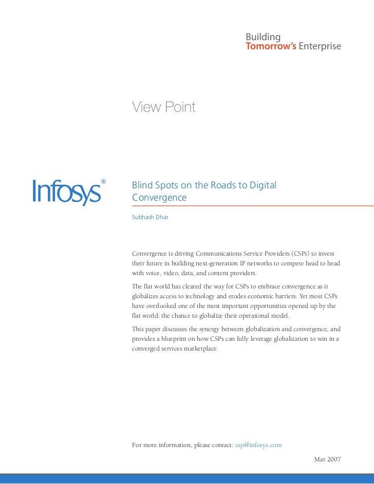 Digital Convergence Solutions