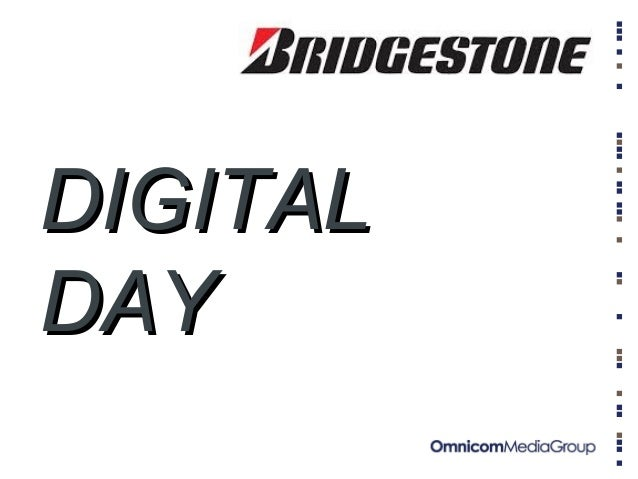 Digital Day Bridgstone