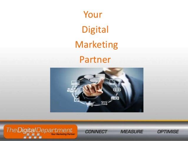 The Digital Department