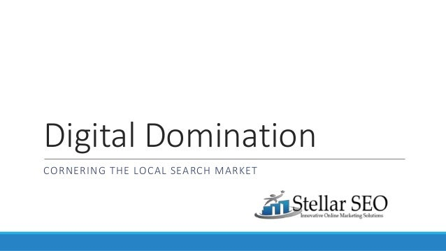 local market domination online