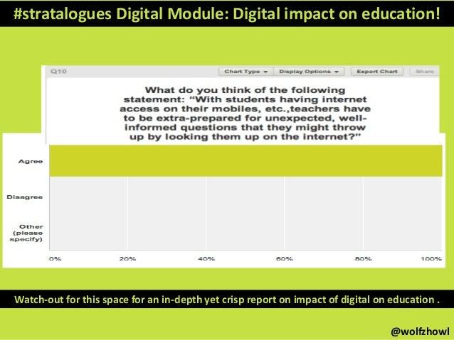 #stratalogues Digital education a biz opportunity