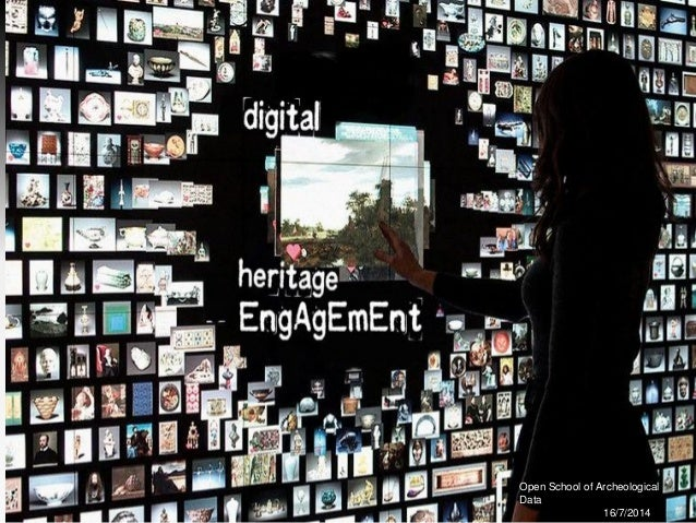 Engagement and Gamification for Digital Heritage