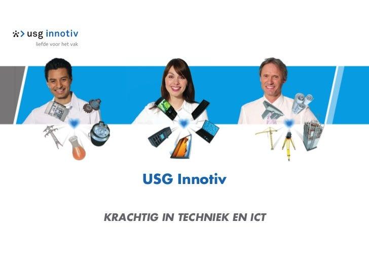 USG Innotiv