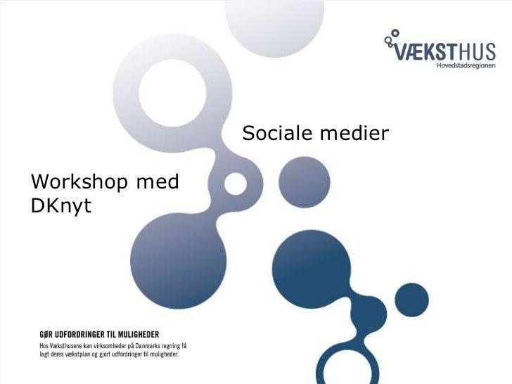 Digitale trends og sociale medier