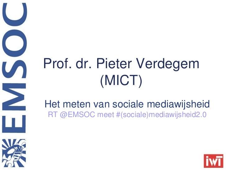 Digitale week emsoc pieter_verdegem