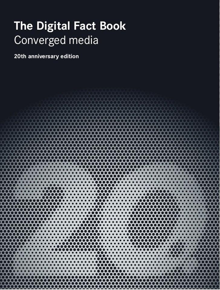 The Digital Fact BookConverged media20th anniversary edition