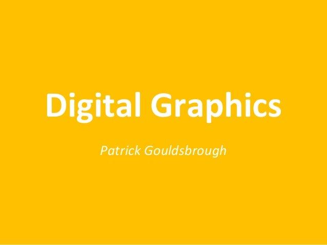 Digital graphics pro forma-1