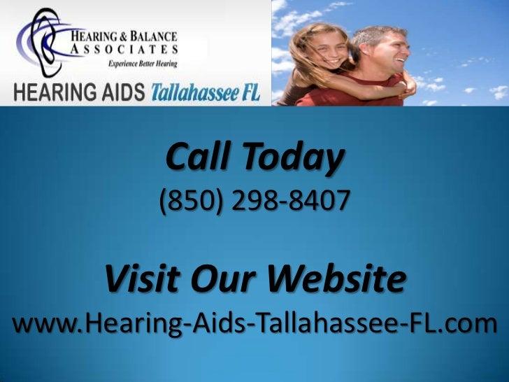 Digital hearing aids – Hearing Your future! - Tallahassee-FL - John Koonz