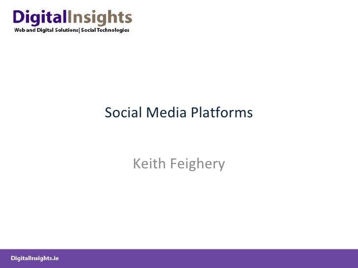 DBS-Social-Media-Platforms