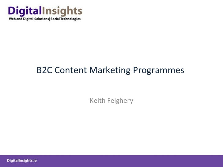 IBAT-B2C-Content-Marketing-Programmes