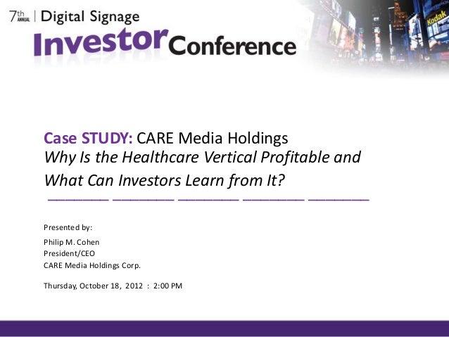 Digital investor presentation_oct2012