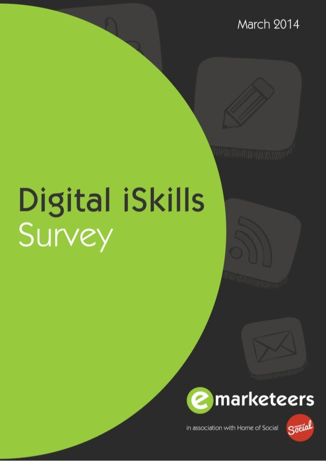 iSkills Survey 2014