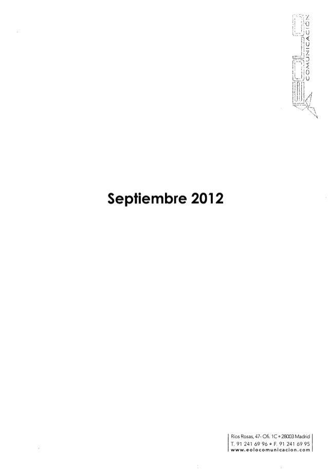 Okuri Ventures - Menciones en medios Septiembre 2012