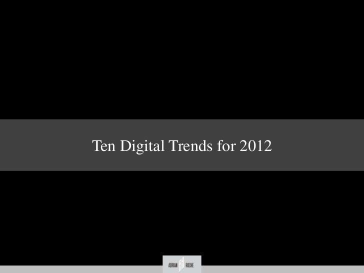 Digital Japan 2012