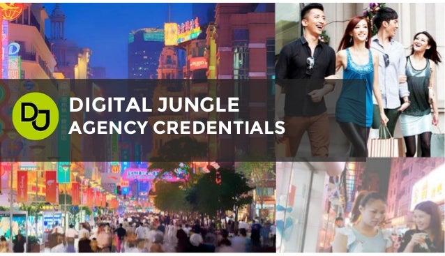 Digital Jungle Credentials - Cross Cultural Digital Marketing Agency
