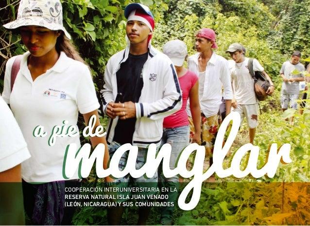 a pie dea pie de COOPERACIÓN INTERUNIVERSITARIA EN LA RESERVA NATURAL ISLA JUAN VENADO (LEÓN, NICARAGUA) Y SUS COMUNIDADES