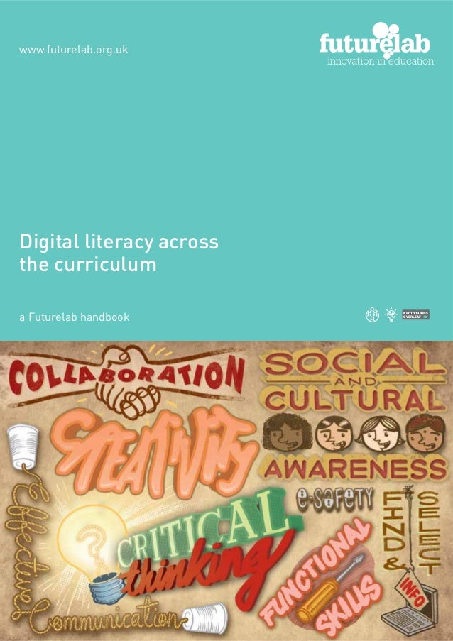 Digital literacy across the curriculum